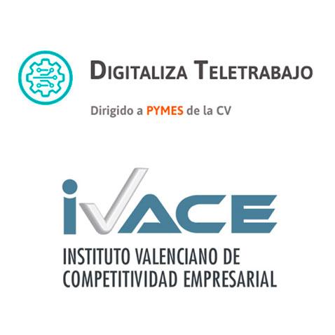 Digitaliza teletrabajo