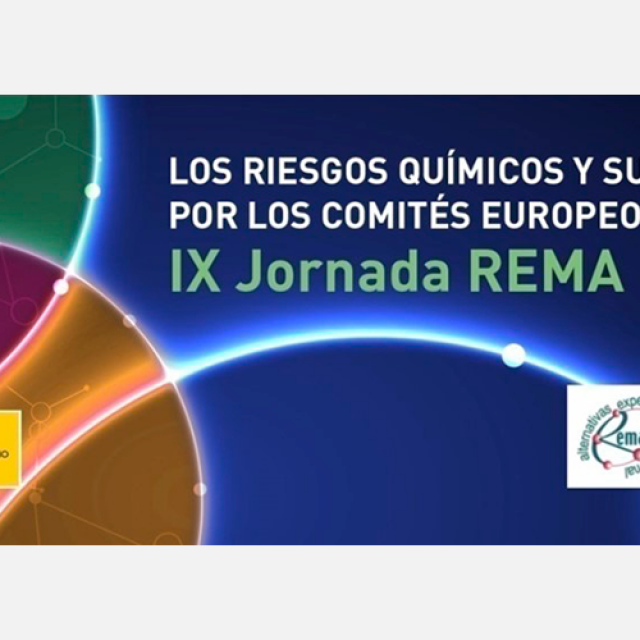 ProtoQSAR en la IX Jornada REMA