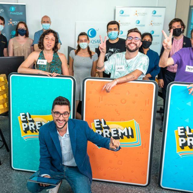 ProtoQSAR en «El Premi»